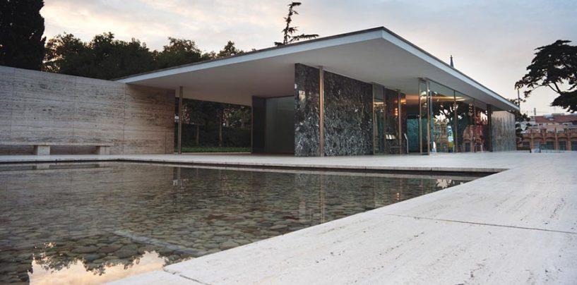 Il padiglione di Mies