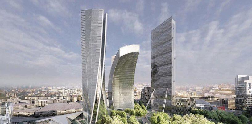 Grattacieli italiani