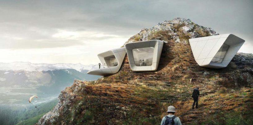 Il museo nella montagna