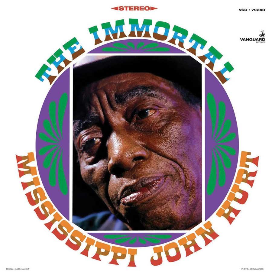 Movemagazine - Turnaround - The Immortal - Mississippi John Hurt