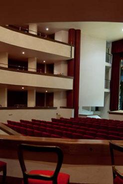 """Teatro Il Rivellino """"Veriano Luchetti"""" di Tuscania, la stagione 2018-2019"""