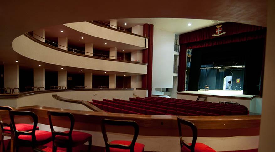 Teatro Il Rivellino Tuscania