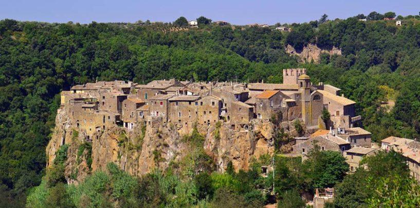 Calcata: matrimoni civili nel Palazzo Baronale