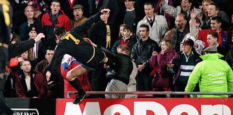 Quel calcio di Cantona