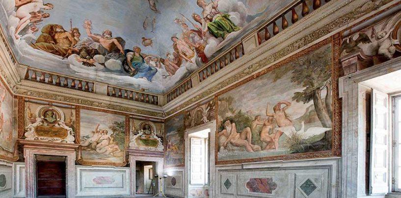4 milioni di euro per Palazzo Giustiniani di Bassano Romano