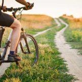 Ciclopedalata delle Strade Bianche, mountain bike a Blera