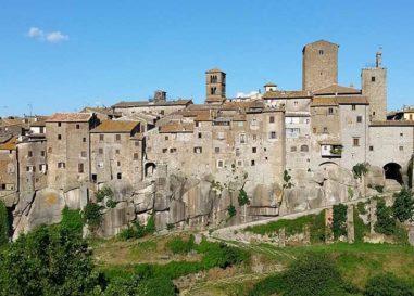 """""""Il Borgo dei Borghi"""", Vitorchiano in gara sulla Rai"""