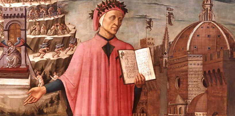 """""""Le Vie di Dante"""", il TCI chiede l'adesione della Regione Lazio"""