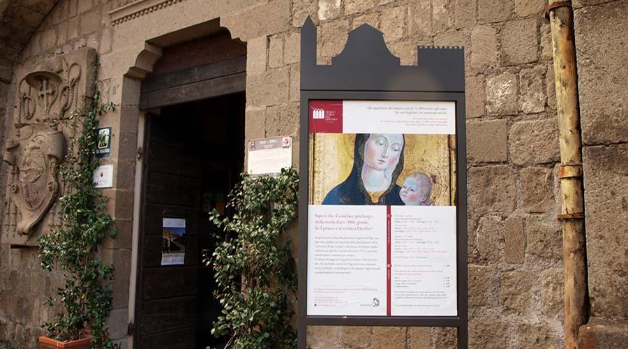 Museo Colle del Duomo Viterbo