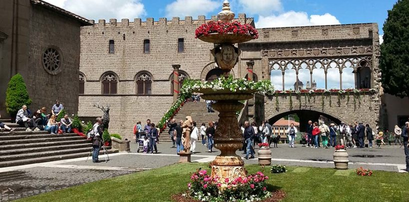San Pellegrino in Fiore, un impegno che dura tutto l'anno
