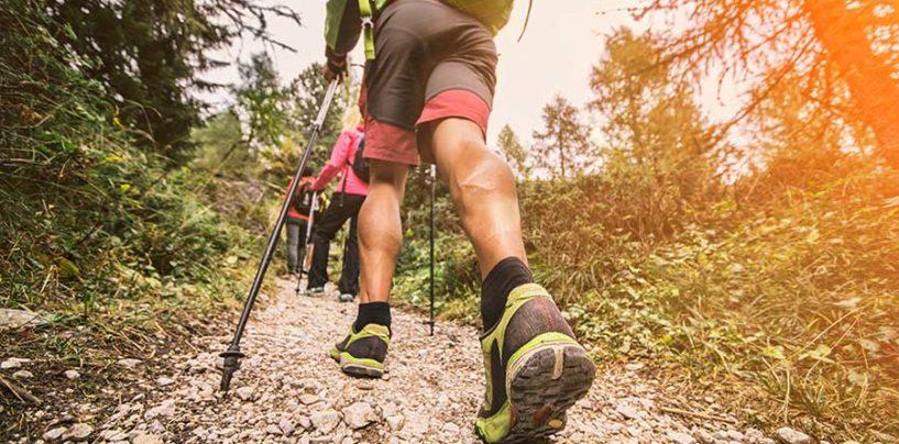 Trekking in Umbria, il programma delle escursioni di agosto 2020