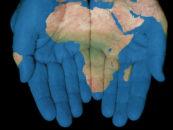 Africa in piazza