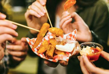 Food Truck Festival, a Fabrica di Roma il meglio del cibo da strada