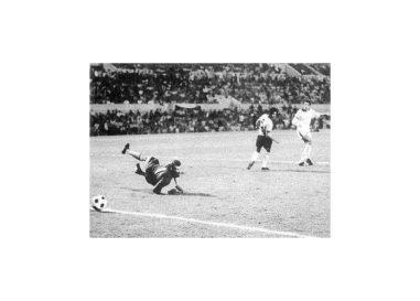 Lazio-Arsenal 1970