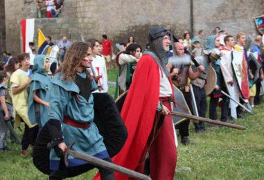 Ludika 1243, il Medioevo in festa nel cuore di Viterbo
