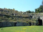 """""""Teatri di Pietra"""", il fascino dello spettacolo all'Anfiteatro di Sutri"""