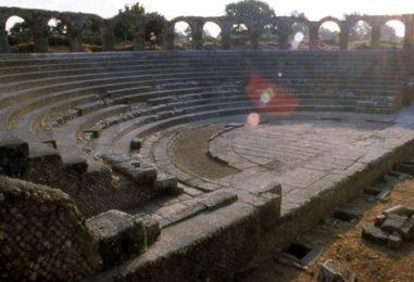Stagione di Ferento, teatro, musica e danza all'area archeologica