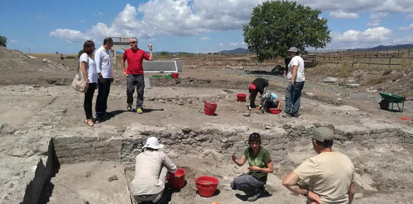 Vulci, conclusi gli scavi della Duke University