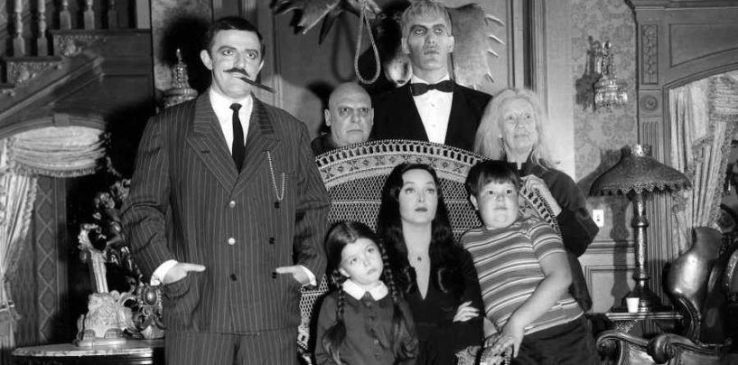 The Addams Halloween Party