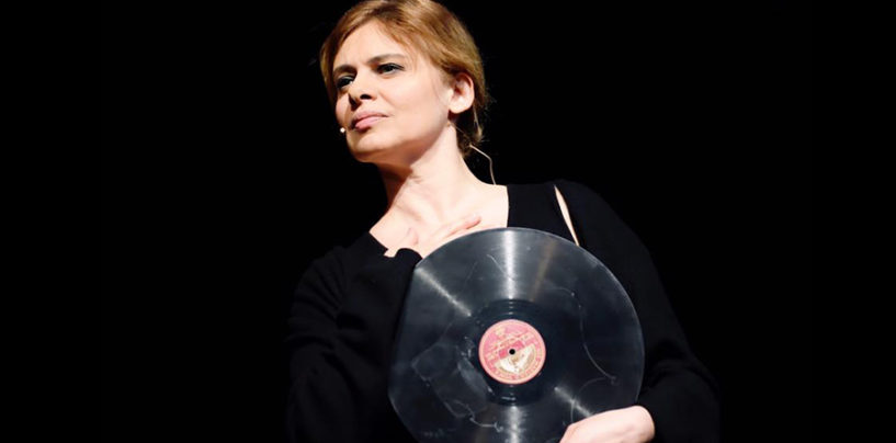 """Callas d'incanto"", intervista a Debora Caprioglio"
