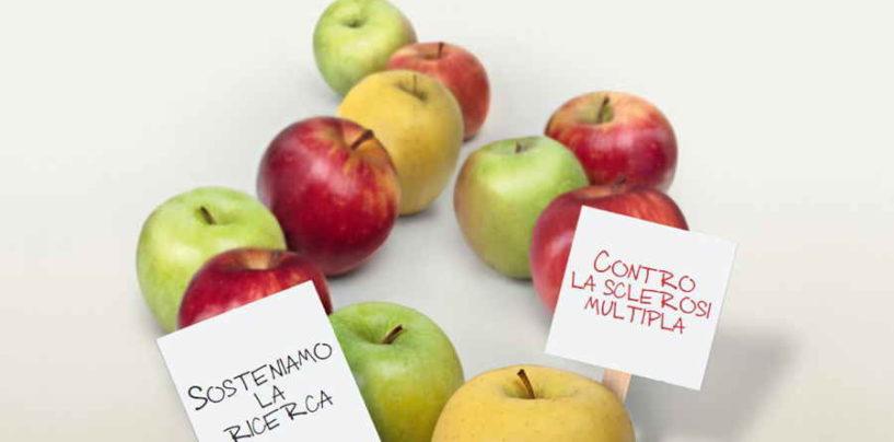 Una mela per sostenere AISM