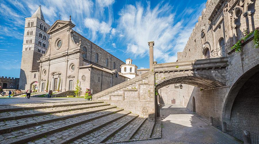 Colle del Duomo Viterbo