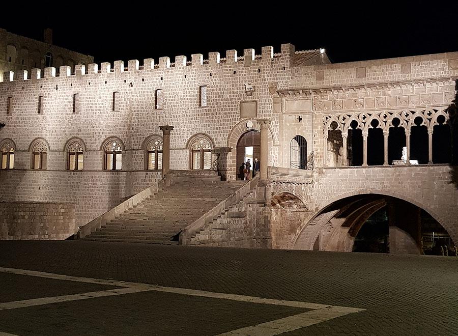 Palazzo dei Papi Colle del Duomo Viterbo