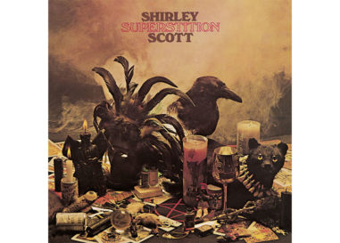 "Shirley Scott, ""Superstition"""