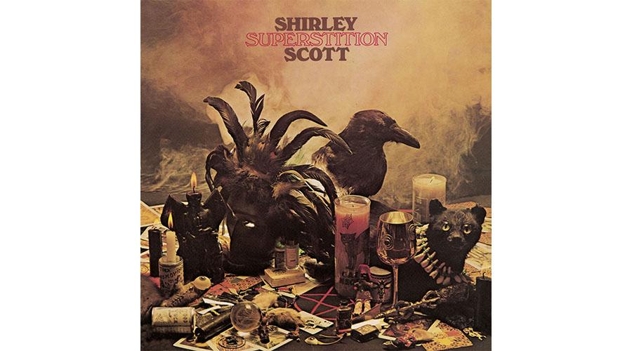 shirley scott superstition
