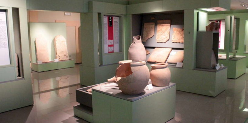 Torna al Museo di Amelia la restaurata urna del Vitor