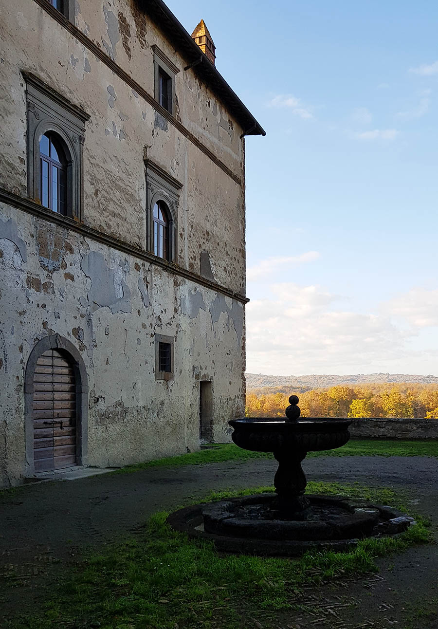 castello montecalvello