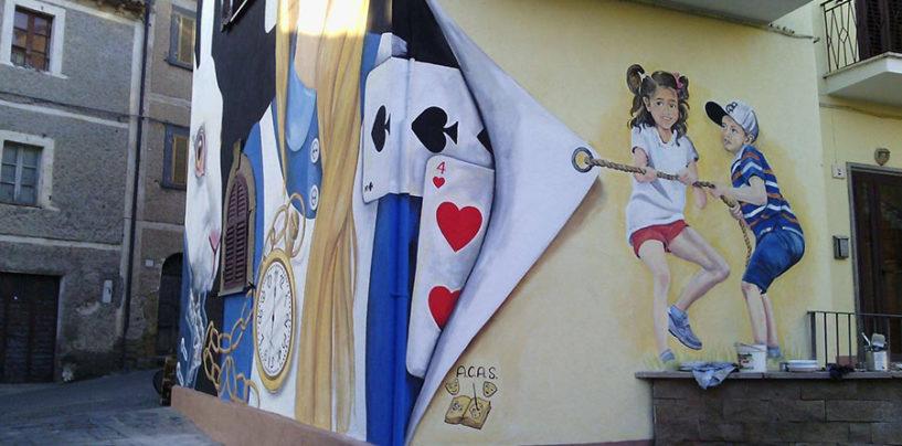 """""""Sant'Angelo paese delle fiabe"""", come far rinascere un borgo"""