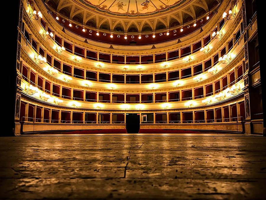 Teatro dell'Unione Viterbo
