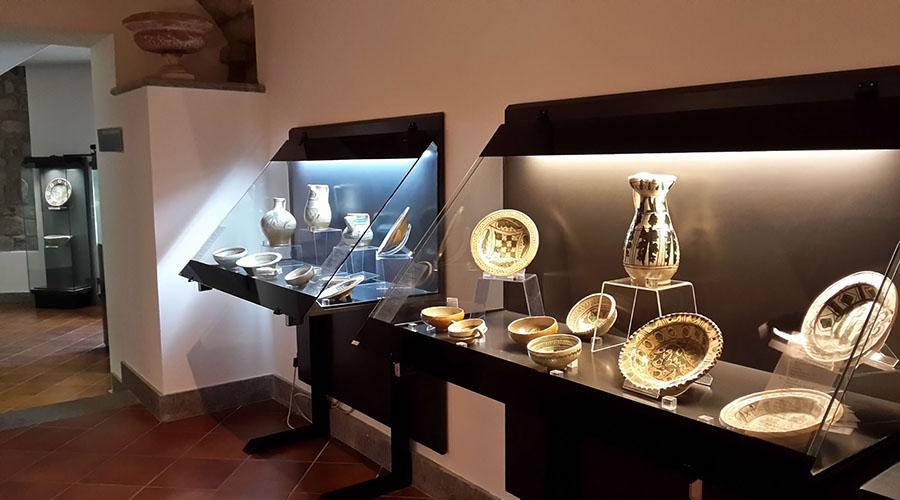 ceramica museo viterbo