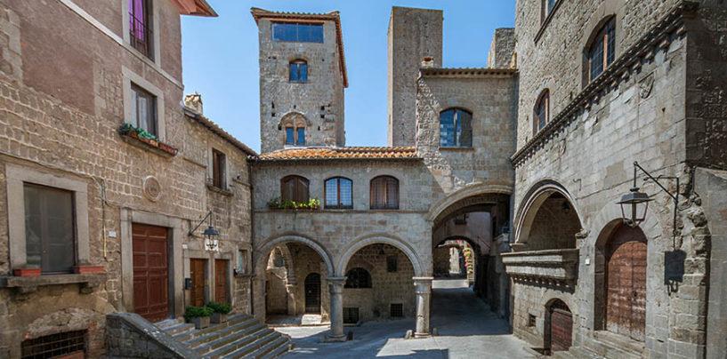 """""""Stories and Secrets of Viterbo"""", un'audioguida in inglese per la città"""