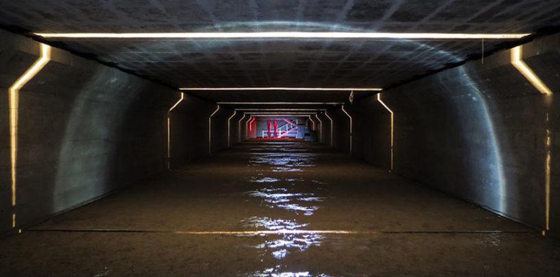 Visita ai bunker del Monte Soratte