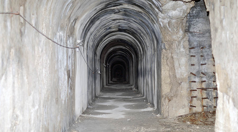 bunker monte soratte