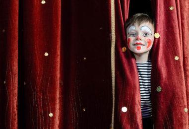 """""""A teatro in famiglia"""", spettacoli per bambini al Teatro dell'Unione"""