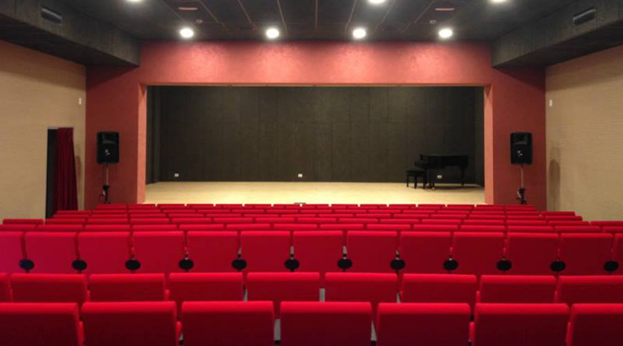 teatro francigena capranica