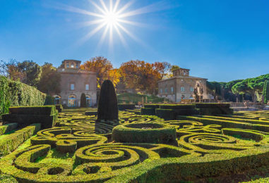 Villa Lante, ingresso gratuito tutti i giovedì di novembre e dicembre