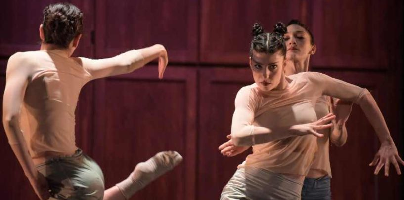 Spellbound Ballet in Rossini Ouvertures