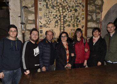 I Civita Writers al Castello Costaguti di Roccalvecce