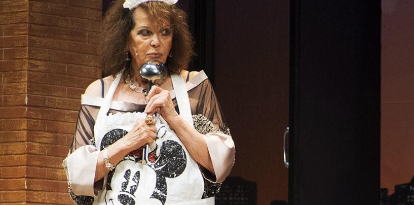 Un'icona sul palcoscenico: intervista a Claudia Cardinale