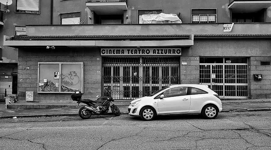 Cinema Azzurro Viterbo
