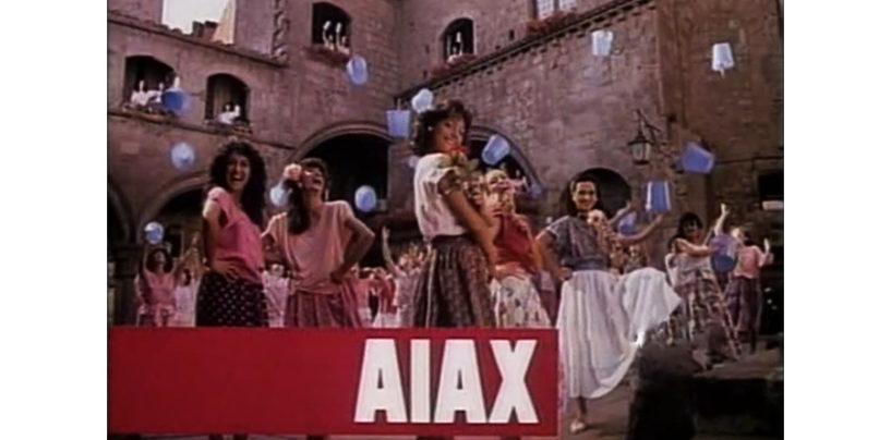 """Viterbo: quando Piazza San Pellegrino era """"quella dello spot dell'Aiax"""""""