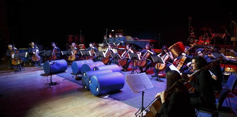 """Music Up Close Network"", la musica d'orchestra nelle scuole di Viterbo"