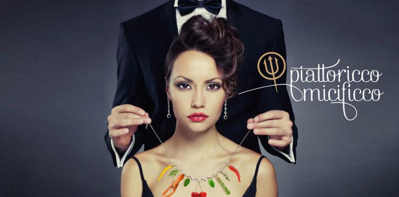 """""""Piattoriccomicificco"""", una nuova piattaforma di cucina amatoriale"""