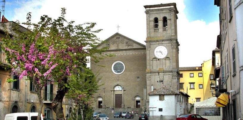Viterbo, i restauri al Santuario di Santa Maria della Quercia