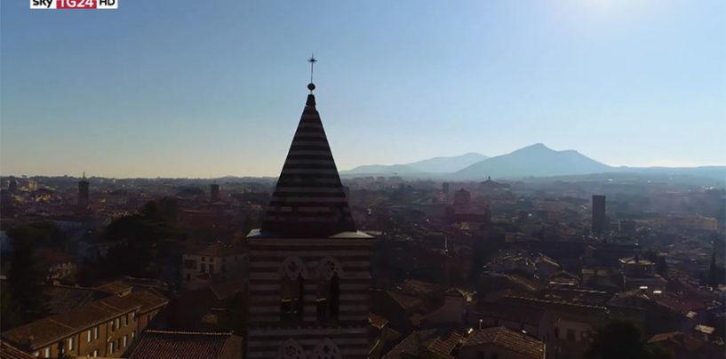 Alla ricerca della tomba di Alessandro IV: Viterbo protagonista su Sky TG24
