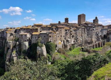 """""""Il Borgo dei Borghi"""", Vitorchiano in onda su Rai 3"""